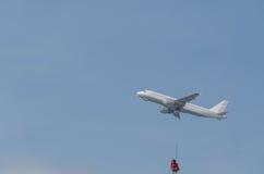 Passenger aircraft Royalty Free Stock Photo