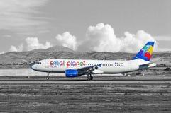 Passenger Aircraft Stock Photography