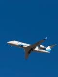Passenger Aircraft  Yamal Airlines Stock Photo
