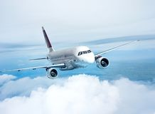 Passenger Airliner Stock Images