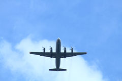 Passenger Airplane Royalty Free Stock Photos