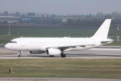 Passenger airplane Royalty Free Stock Photos