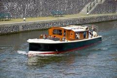Passenger boat Stock Image