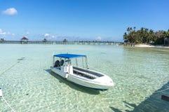 Passenger boat royalty free stock photography