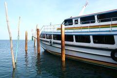 Passenger boat Stock Images