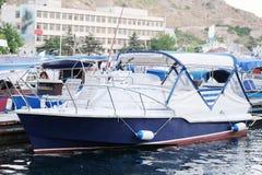 Passenger boats Royalty Free Stock Photography