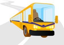 Passenger bus Royalty Free Stock Photography