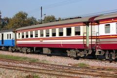 Passenger Car Train No52 Royalty Free Stock Photography