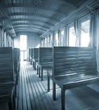 Passenger carriage Stock Photo