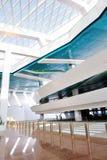 Passenger drop-off bay of Marina Bay Cruise Center Royalty Free Stock Photos
