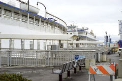 Passenger ferries Royalty Free Stock Photos