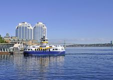 Passenger Ferry Royalty Free Stock Photography