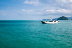 Passenger ferry boat Royalty Free Stock Image