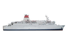 Passenger ferry-boat Royalty Free Stock Images