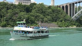 Passenger Ferry, Boats, Ships, Tourists, Vacation Royalty Free Stock Photography