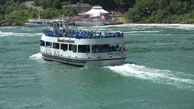 Passenger Ferry, Boats, Ships, Tourists, Vacation Royalty Free Stock Image