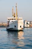 Passenger ferry on the Bosphorus, Istanbul Stock Photos
