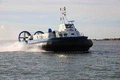 Passenger Hovercraft Royalty Free Stock Image