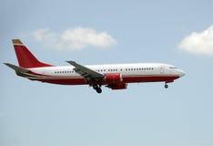 Passenger jet Royalty Free Stock Images