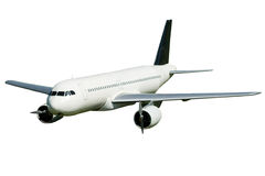 Passenger Jet Royalty Free Stock Photos