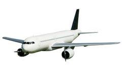 Passenger Jet Royalty Free Stock Photos