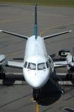 Passenger jet Royalty Free Stock Image