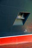 Passenger Liner - Details Stock Image