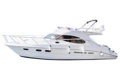 Passenger motor boat Royalty Free Stock Photos