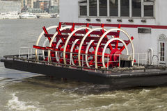 Passenger Paddle boat in China Stock Image