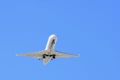 Passenger plane Stock Images
