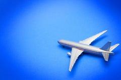 Passenger plane Stock Image