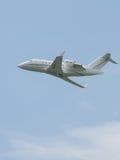 Passenger plane Embraer ERJ-145LR Royalty Free Stock Photo