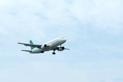 Passenger plane Royalty Free Stock Photos