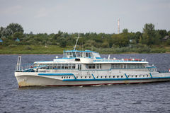Passenger ship Stock Photography