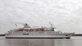Passenger Ship Royalty Free Stock Photo