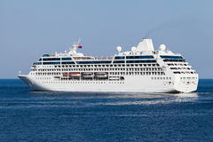Passenger ship Stock Images