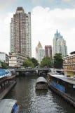 Passenger Ship in Bangkok Royalty Free Stock Image