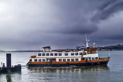Passenger ship Stock Photography