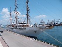 Passenger ship M/S Sea Cloud II Royalty Free Stock Photography