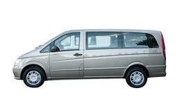 Passenger Transfer Van Royalty Free Stock Image