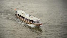 Passenger transport ships stock video