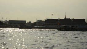 Passenger transport ships stock footage