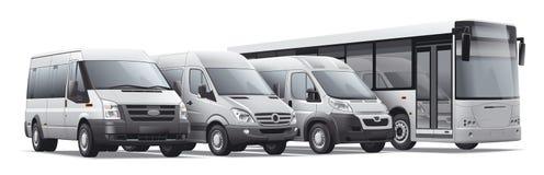 Passenger transport royalty free stock photos