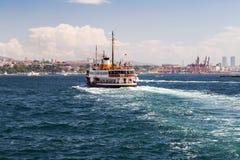 Passenger vessel Stock Images