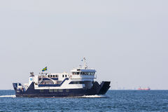 Passengerferry Stjerneborg in Oresund Royalty Free Stock Image