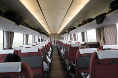 Passengers in car Stock Photos