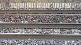 Passengers train Stock Photography