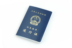 Passeport Royalty Free Stock Image