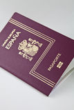 Passeport Photographie stock