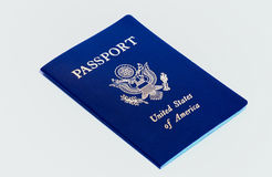Passeport Photographie stock